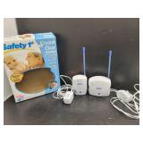 Safety First Crystal Clear Baby Monitor