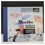 Robert Merrill Brooklyn Baseball Cantata Records