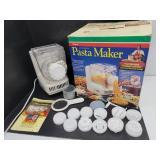 Popeils automatic pasta/ sausage maker