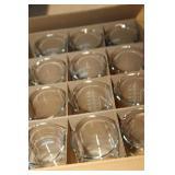 CASE OF 12 BEAKER GLASS