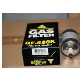 BOX OF 12 GAS FILTERS - FITS MOST GM MODELS