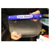 CASE- APRX 100 FACE SHEILDS