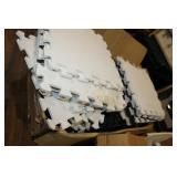 BOX-INTERLOCKING FOAM FLOOR MATS