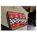 2007 NASCAR RULE BOOKS -TRAY