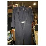 5 PAIR OF COVERALLS (USED)