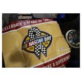 2008 NASCAR BANNER