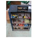 ELECTRICAL ITEMS & CABINET