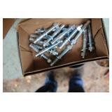 ONE BOX OF TZ WEDGE ANCHORS