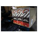 CANADIAN TIRE SERIES NASCAR RULE BOOK 2008-CASE