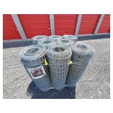 8 Rolls of Horse fence 4ft x 100ft long