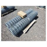 2 Rolls of 6ft high x 100ft long Horse fence