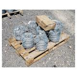 8 Rolls of Barbless Wire