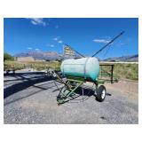 300 Gallon Sprayer w/ boom arms