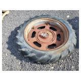 Farmall Rear Tractor Tire