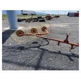 3 Wheel Hay Rake