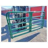 2-10ft HEAVY DUTY Green Gates