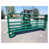 6-12ft Green Panels