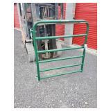 4ft Green Gate