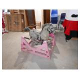 Bouncy Horse