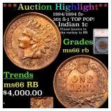 *Highlight* 1894/1894 fs-301 S-1 TOP POP! Indian 1