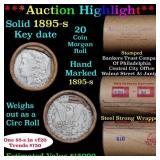 ***Auction Highlight*** Full solid date 1895-s Mor