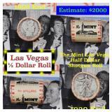***Auction Highlight*** Old Casino 50c Roll $10 Ha