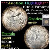 *Highlight* 1915-s Panama Pacific Old Commem 50c G