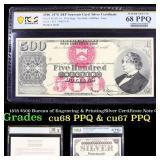 PCGS 1878 $500 Bureau of Engraving & PrintingSilve
