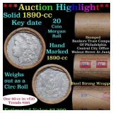 ***Auction Highlight*** Full solid date 1890-cc Mo