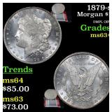 1879-s Morgan Dollar $1 Grades Select+ Unc