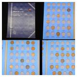 Partial Lincoln Cent Book 1912-1940 31 coins