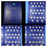 ***Auction Highlight*** Complete Mercury Dime Book