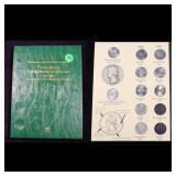 Starter Washington State Quarter Book 1998-2000 10