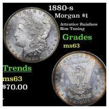 1880-s Morgan $1 Grades Select Unc