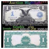 "***Auction Highlight*** 1899 ""Black Eagle"" Large S"