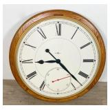 Howard Miller Galleria Style Wall Clock