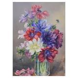 S. Duke Ferrer Watercolor Still Life