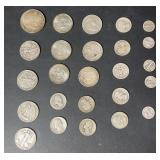 Lot of American Silver Coins