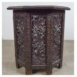 Anglo Indian Octagonal Side Table