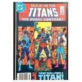 Tales of the Teen Titans Comic #44 Nightwing