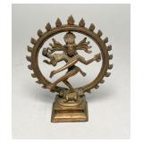 Shiva as Lord of Dance Bronze Sculpture