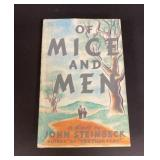 Facsimile Copy of 1st ed. of Mice and Men