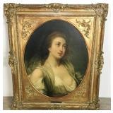 Portrait of a Woman Attr. to Jean-Baptiste Greuze