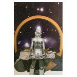 Jon Stevens Space Arch Double Element Dye Transfer