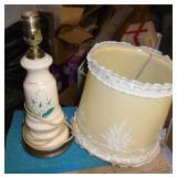 LILLY OF THE VALLEY LAMP