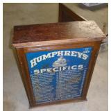 HUMPHREYS CABINET