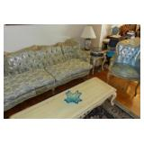 FRENCH PROVINCIAL COUCH SET