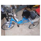 MIAMI SUN BATTERY 3 WHEEL BIKE