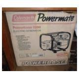 COLEMAN POWERBASE 2250 GENERATOR