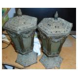 CAST METAL LAMPS